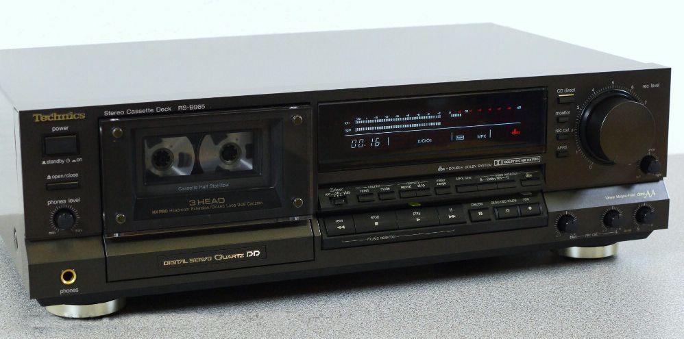 Welke Technics Cassettedeck
